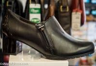 Alpina Belina elegant high fronted leather court shoe. A really special shoe and available now to try on in store if you're passing our Whitchurch Hampshire shop near Basingstoke, Newbury, Winchester and Andover